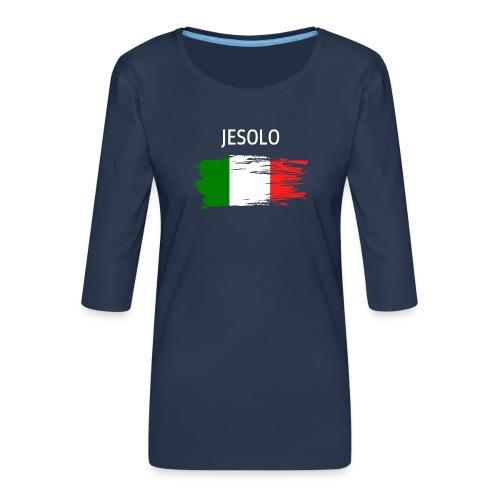 Jesolo Fanprodukte - Frauen Premium 3/4-Arm Shirt