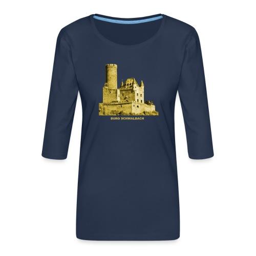 Schwalbach Burg Nordrhein-Westfalen - Frauen Premium 3/4-Arm Shirt