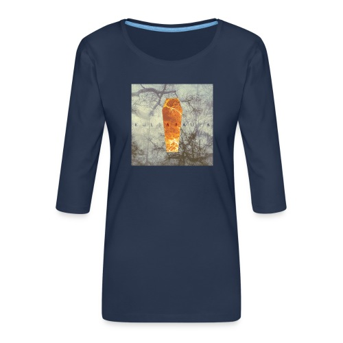 Kultahauta - Women's Premium 3/4-Sleeve T-Shirt