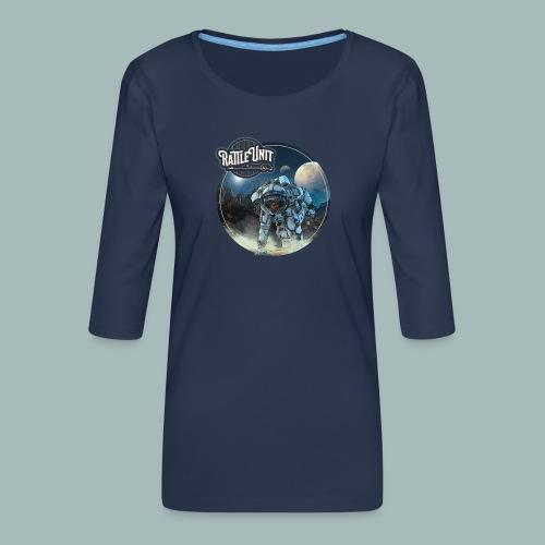 STMWTS Merch - Vrouwen premium shirt 3/4-mouw
