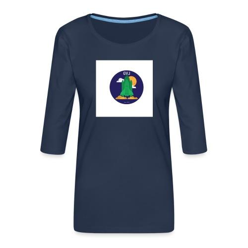 ESTABLISHED 1856 - T-shirt Premium manches 3/4 Femme