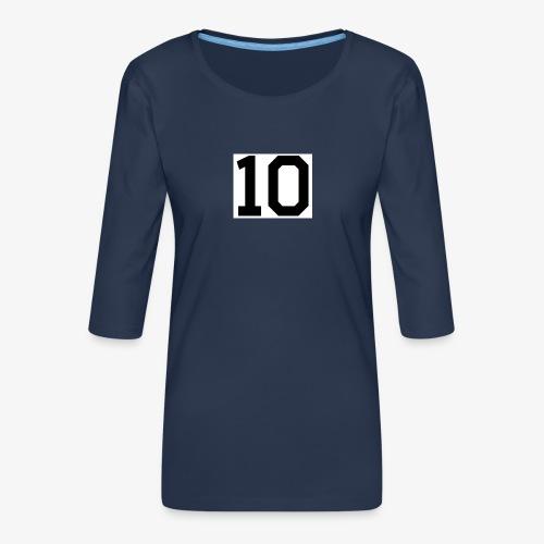 8655007849225810518 1 - Women's Premium 3/4-Sleeve T-Shirt