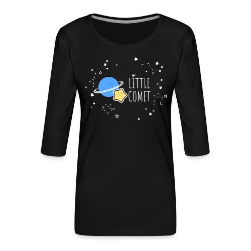 Little Comet - Naisten premium 3/4-hihainen paita
