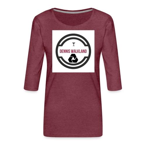 E6B425BD 2F28 4691 960B 1F3724C19B26. - Women's Premium 3/4-Sleeve T-Shirt