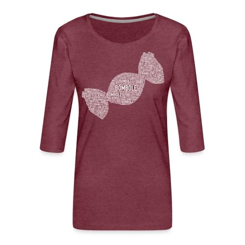 Bombole - Frauen Premium 3/4-Arm Shirt
