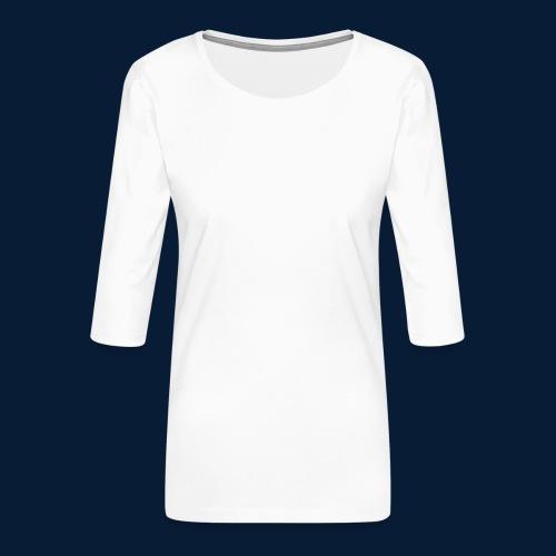 California - Frauen Premium 3/4-Arm Shirt