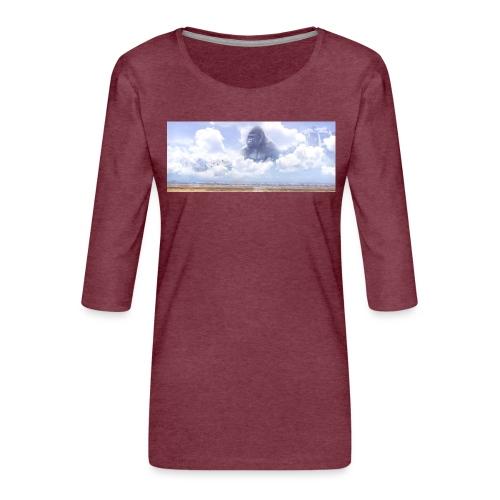 Harambe believes - Women's Premium 3/4-Sleeve T-Shirt