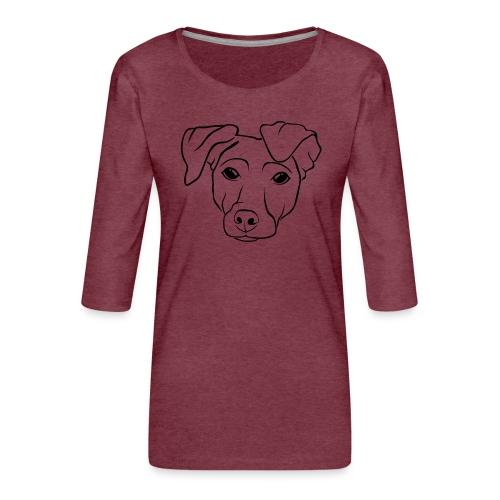 Mischling - Frauen Premium 3/4-Arm Shirt