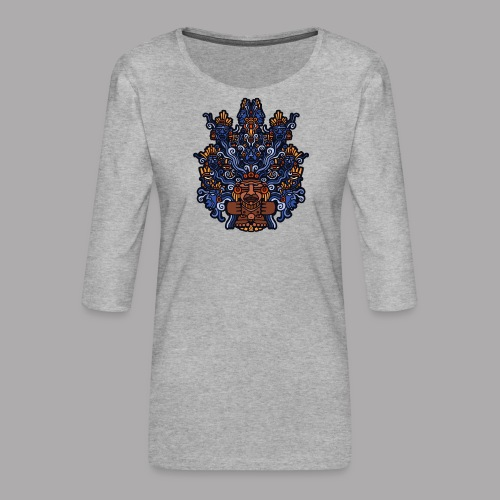 ancestors - Women's Premium 3/4-Sleeve T-Shirt