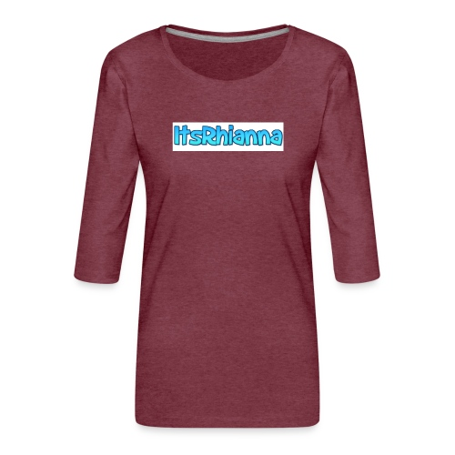 Merch - Women's Premium 3/4-Sleeve T-Shirt