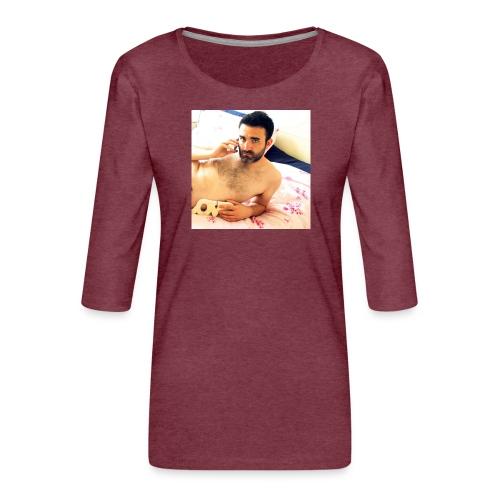 13100878_1591804277801232_8083784267200414166_n - Women's Premium 3/4-Sleeve T-Shirt