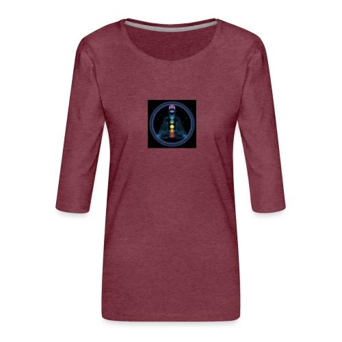 picture 11 - Frauen Premium 3/4-Arm Shirt