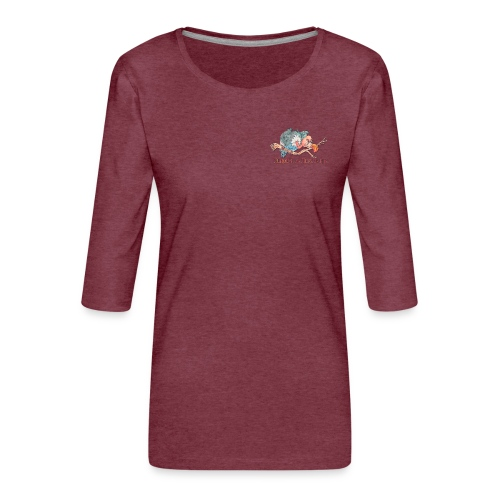 Scavenger - Frauen Premium 3/4-Arm Shirt