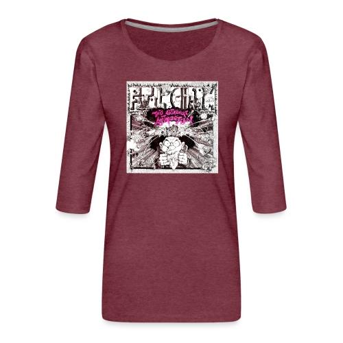 fatal charm - this strange attraction - Women's Premium 3/4-Sleeve T-Shirt