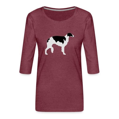 Barsoi - Frauen Premium 3/4-Arm Shirt