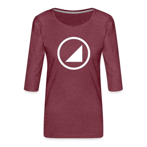 bulgebull brand - Women's Premium 3/4-Sleeve T-Shirt