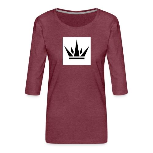 King T-Shirt 2017 - Women's Premium 3/4-Sleeve T-Shirt