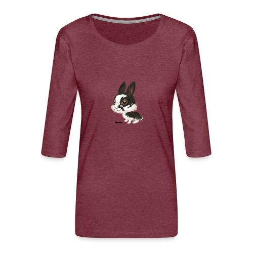Kani - Naisten premium 3/4-hihainen paita