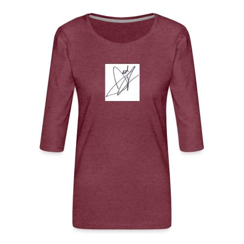 Tshirt - Women's Premium 3/4-Sleeve T-Shirt