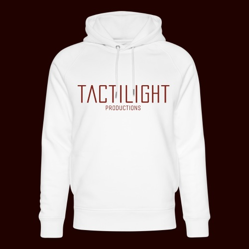 TACTILIGHT - Unisex Organic Hoodie by Stanley & Stella