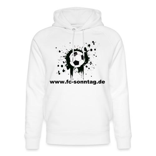 FC Sonntag Ball - Unisex Bio-Hoodie von Stanley & Stella