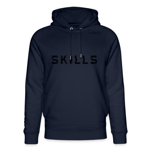 skills cloth - Felpa con cappuccio ecologica unisex di Stanley & Stella