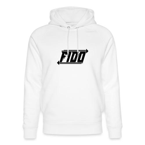 Fido - Simple - Stanley & Stella unisex hoodie af økologisk bomuld