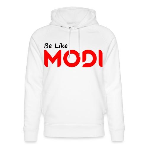 Be Like MoDi - Ekologiczna bluza z kapturem typu unisex Stanley & Stella