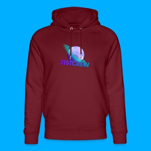 PurpleSaturn T-Shirt Design - Unisex Organic Hoodie by Stanley & Stella
