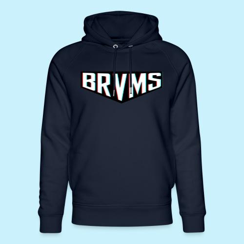 BRVMS Logo Design - Sweat à capuche bio Stanley & Stella unisexe
