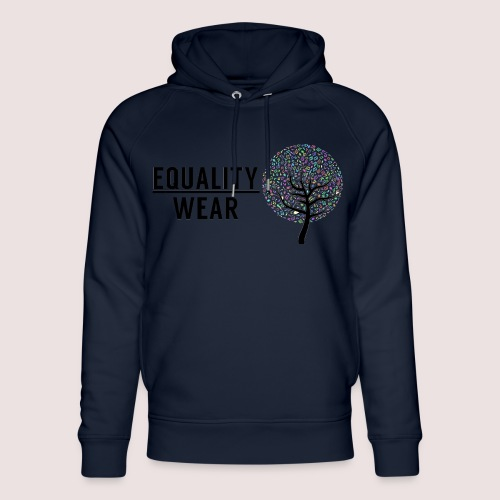 Musical Equality Edition - Unisex Organic Hoodie by Stanley & Stella