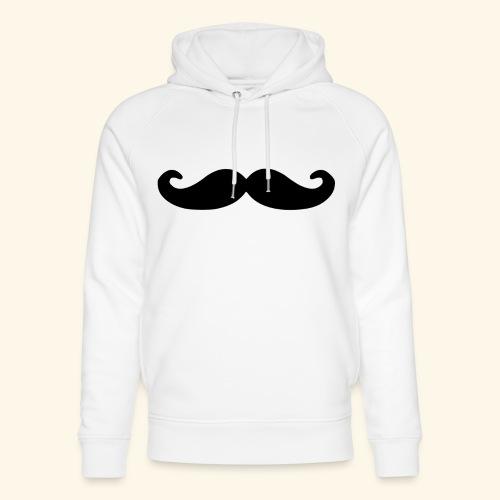 Loco Moustache - Uniseks bio-hoodie van Stanley & Stella