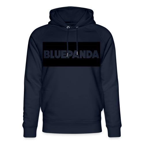 BLUE PANDA - Unisex Organic Hoodie by Stanley & Stella