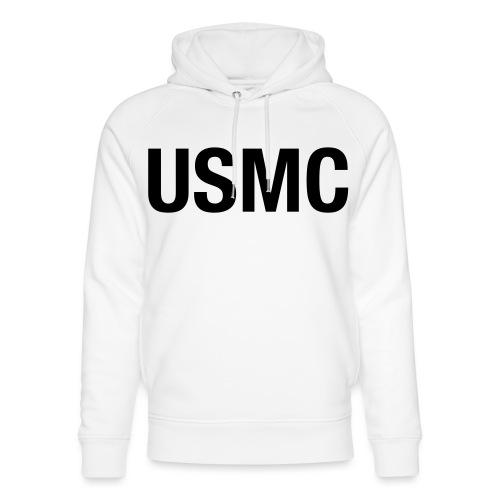USMC - Unisex Organic Hoodie by Stanley & Stella