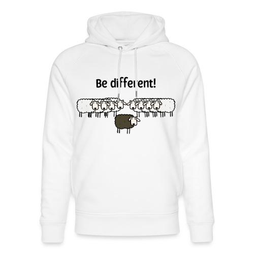 Be different - Unisex Bio-Hoodie von Stanley & Stella
