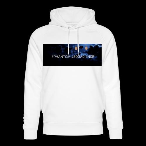 #PHANTOM #SQUAD #NSR Shirt - Unisex Bio-Hoodie von Stanley & Stella