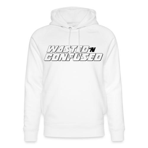 OFFICIAL WNC MERCHANDISE (wit) - Uniseks bio-hoodie van Stanley & Stella