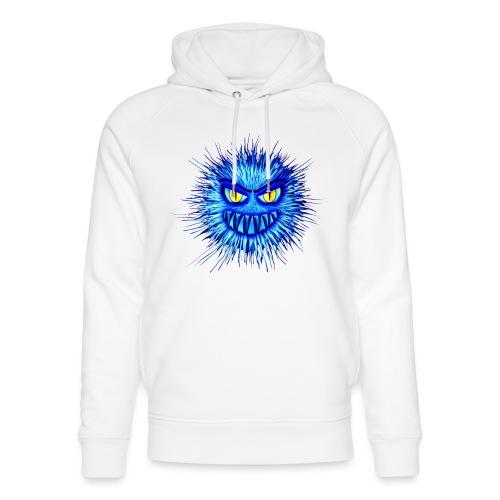 Blue ghost - Sudadera con capucha ecológica unisex de Stanley & Stella