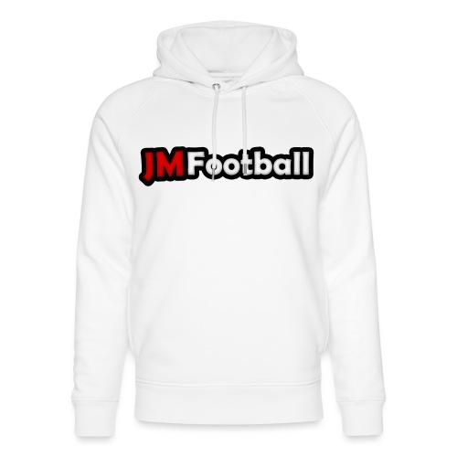 JMFootball Classic Hoodie - Unisex Organic Hoodie by Stanley & Stella