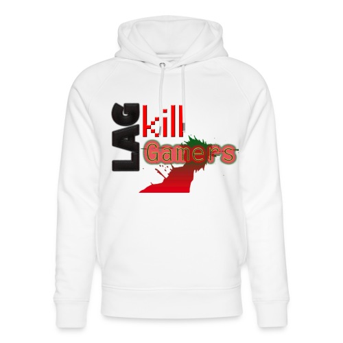 LAG Kills - Unisex Organic Hoodie by Stanley & Stella