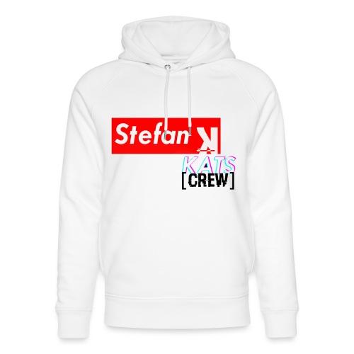 Stefan Sup - Ekologiczna bluza z kapturem typu unisex Stanley & Stella
