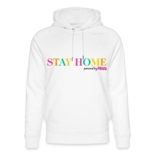 STAY HOME - Unisex Bio-Hoodie von Stanley & Stella