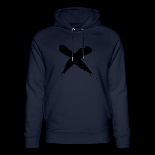x - Felpa con cappuccio ecologica unisex di Stanley & Stella