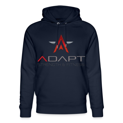 Adapt Strength & Fitness - Unisex Organic Hoodie by Stanley & Stella