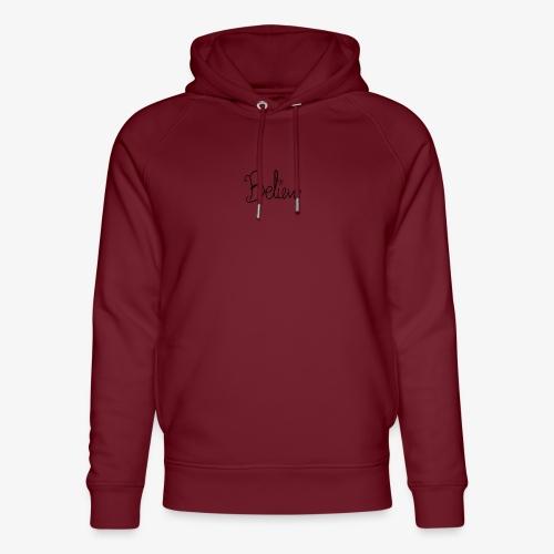 Believe - Stanley & Stella unisex hoodie af økologisk bomuld