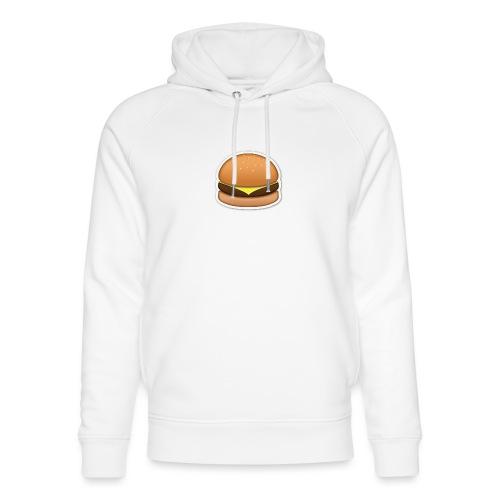 hamburger_emoji - Uniseks bio-hoodie van Stanley & Stella