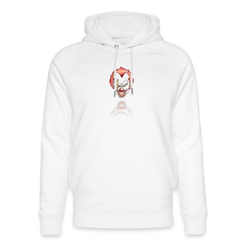clown-png - Uniseks bio-hoodie van Stanley & Stella