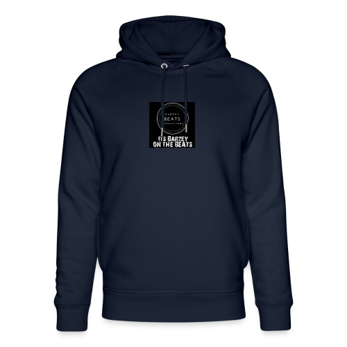 Its Barzey on the beats - Unisex Organic Hoodie by Stanley & Stella