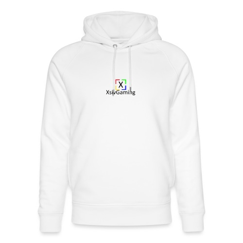 XsivGaming Logo - Unisex Organic Hoodie by Stanley & Stella