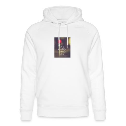 IMG 20180308 WA0027 - Unisex Organic Hoodie by Stanley & Stella